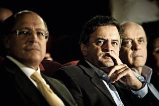 Golpistas Aecio Neves(PSDB/MG) Jose Serra PSDB/SP geraldo Alckmin PSDB/SP